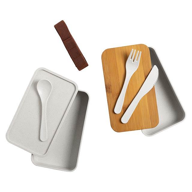 Yebix box na jídlo - foto