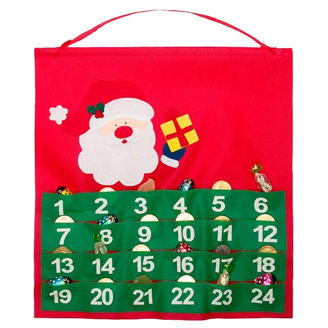 Betox adventní kalendář - foto