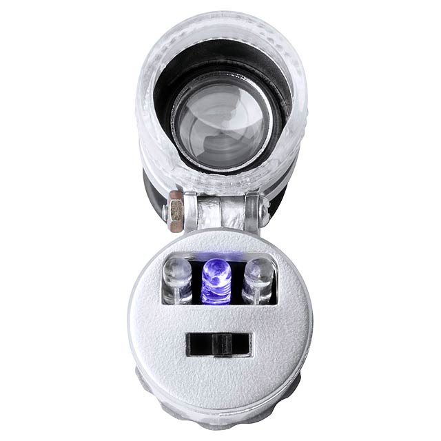 Dicson 60X mikroskop pro mobil - foto