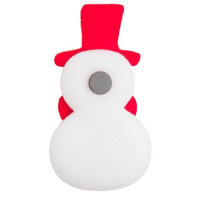 Hadock vánoční magnetka - foto