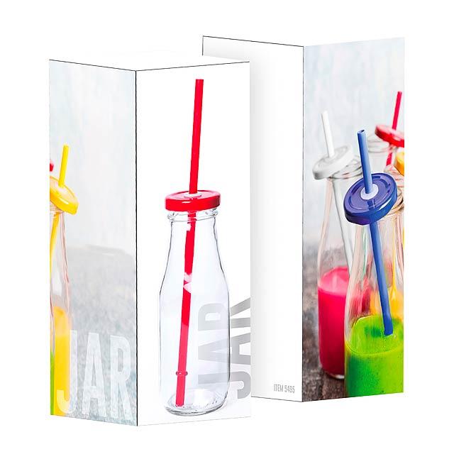 Abalon sklenice na pití - foto