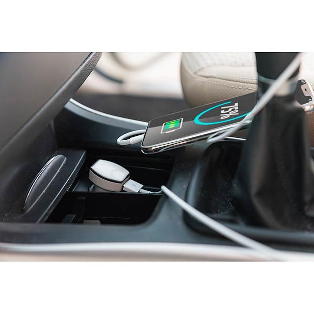 Breter GPS USB nabíječka do auta - foto