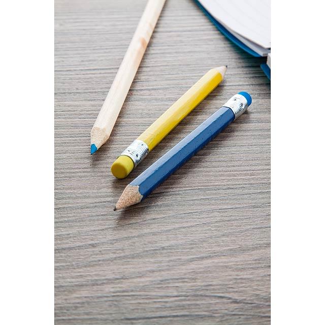 Minik mini tužka - foto