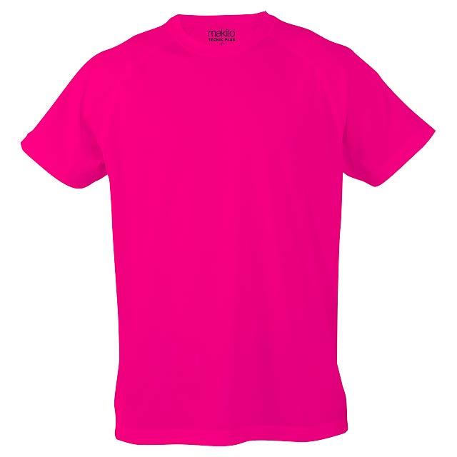 Tecnic Plus K sportovní tričko pro děti - foto