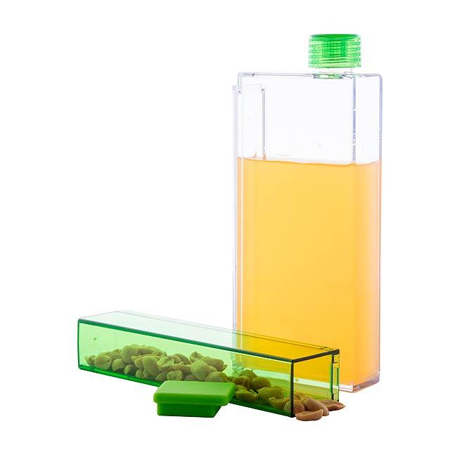 Flisk láhev na vodu - foto