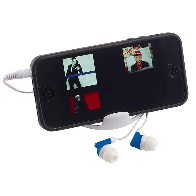 Sluchátka do uší HOLD THE HUSIC - foto