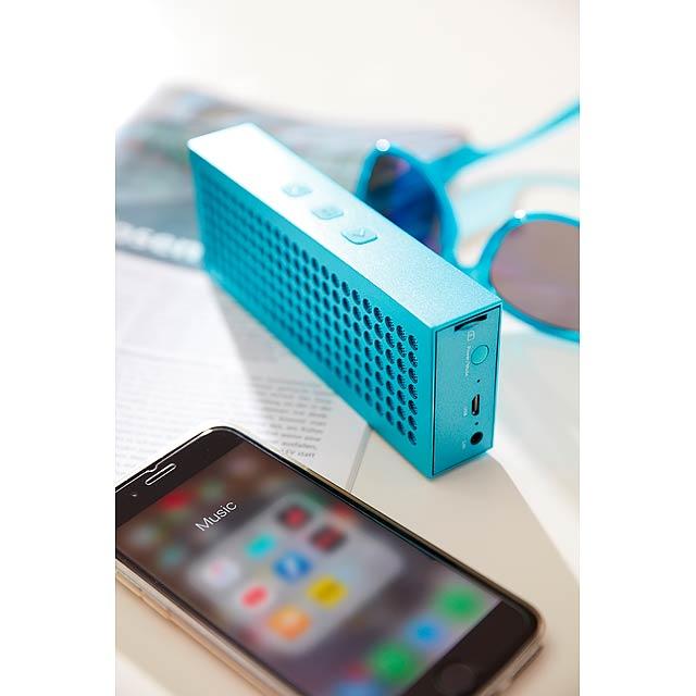 Bluetooth reproduktor BRICK - foto