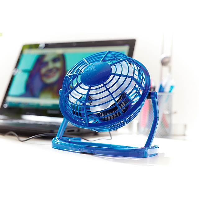 USB ventilátor NORTH WIND - foto