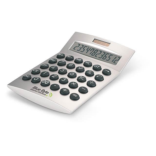 Basics - digitální kalkulačka - foto