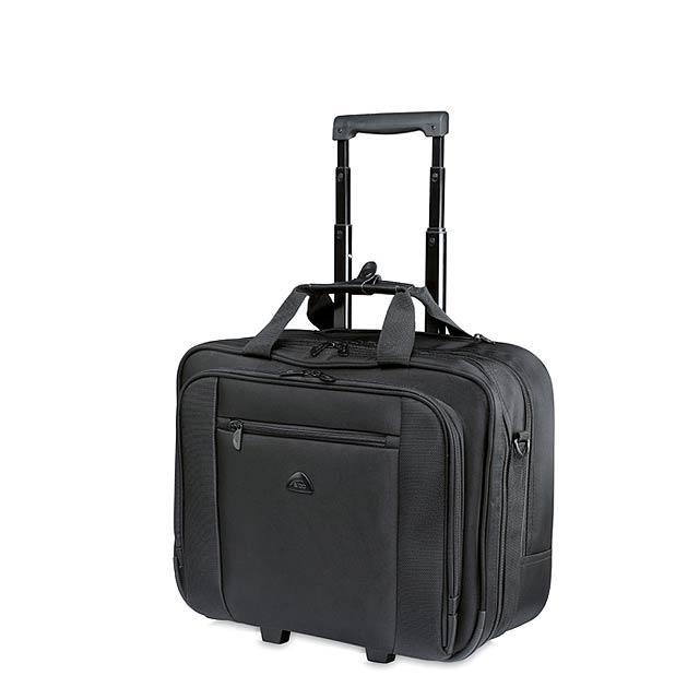 Rochester - kufřík na kolečkách - foto
