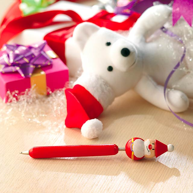 Vánočné kuličkové pero. - COOLPEN - foto