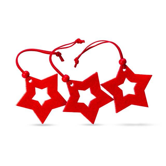 3ks hvězdy - STARFY - foto