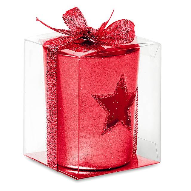 Stojan na čajovou svíčku - SHINNY STAR - foto