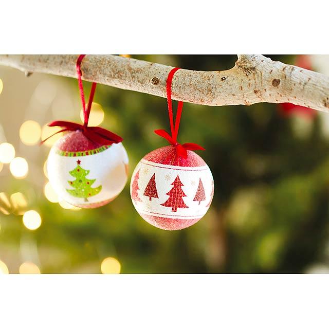 Vánoční ozdoba - SNOWY - foto