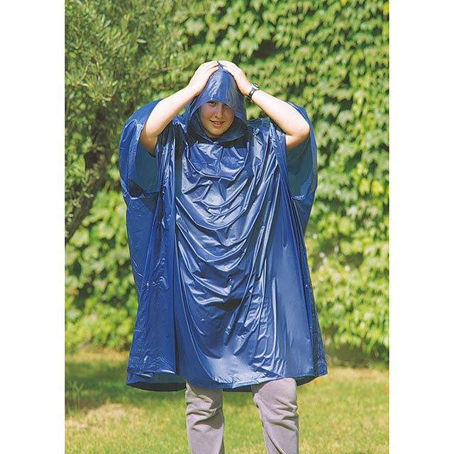 Raincoat - pláštěnka s kapucí - foto