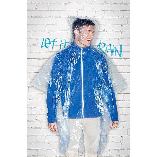 Emergency - pláštěnka v hermetickém obalu - foto