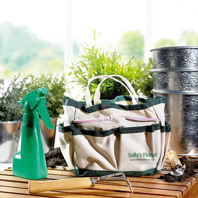 Set zahradnických pomůcek  - foto