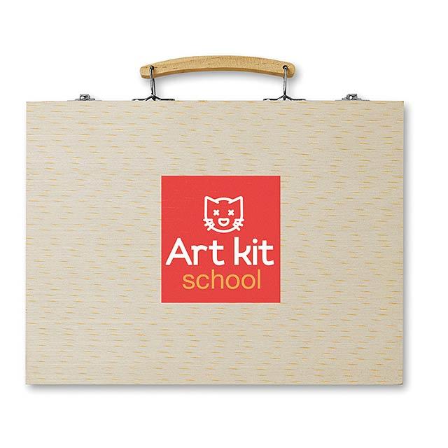 Artist's - sada na malování pro děti - foto