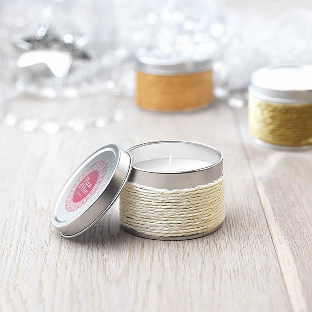 Fragrance - vonná svíčka - foto