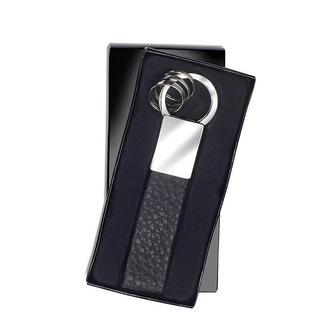 Multi - klíčenka s kroužky - foto