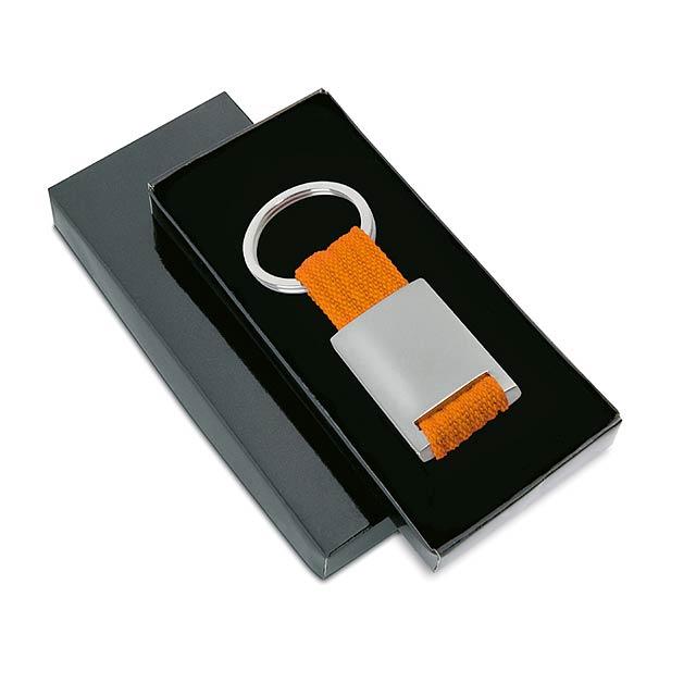 Metal - kovová klíčenka - foto