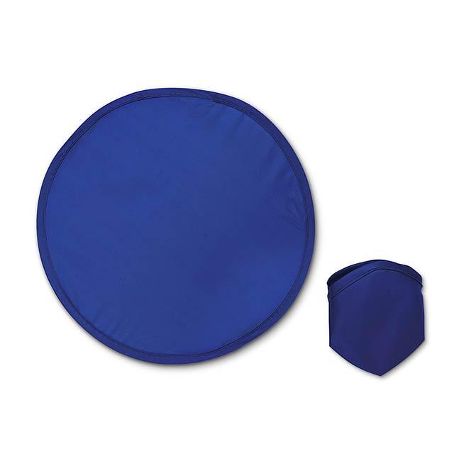Foldable - létající talíř skládací, frisbee - foto