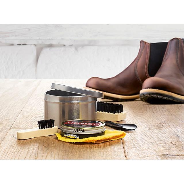 Set na čištění bot - foto