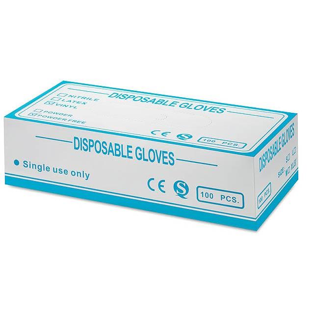 GLOVES XLARGE – rukavice velikost XL - foto