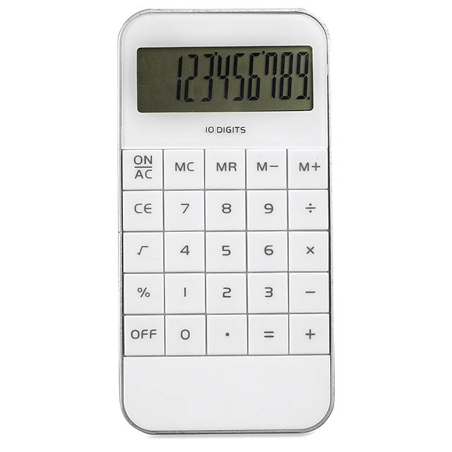 Kalkulačka  - foto