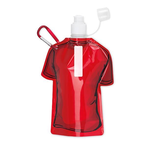 Skládací láhev tričko - SAMY - foto