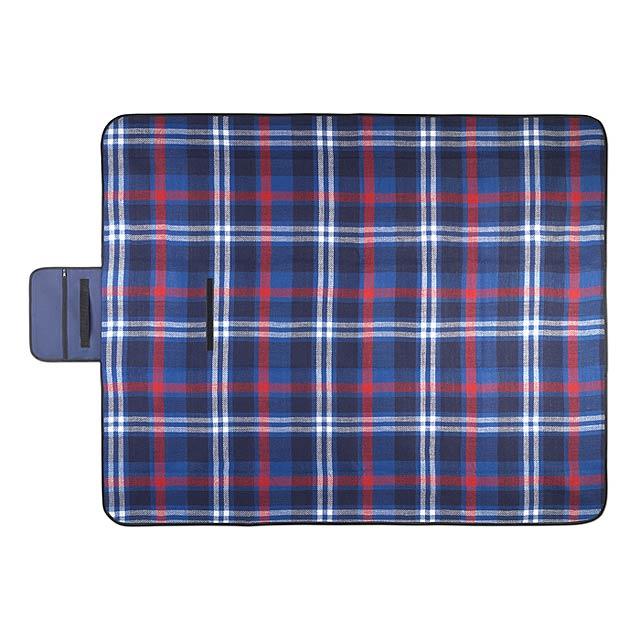 Akrylová pikniková deka- CENTRAL PARK - foto