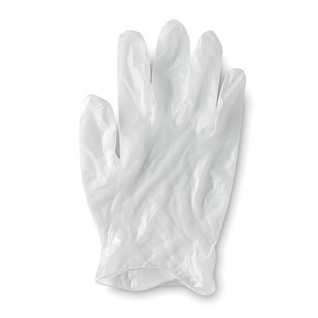 GLOVES – rukavice velikost L - foto