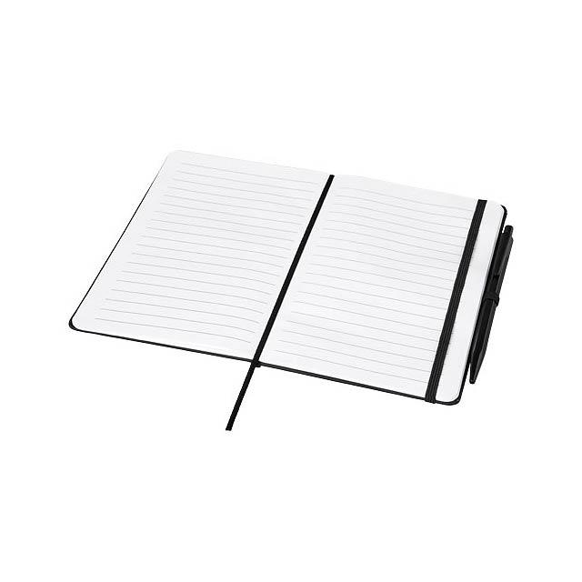 Zápisník Prime střední velikosti s perem - foto