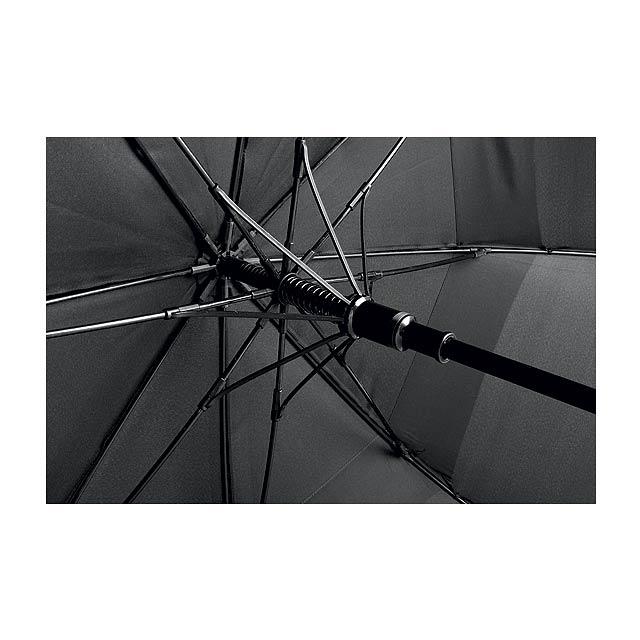 HONOR - polyesterový vystřelovací deštník, 8 panelů, SANTINI - foto