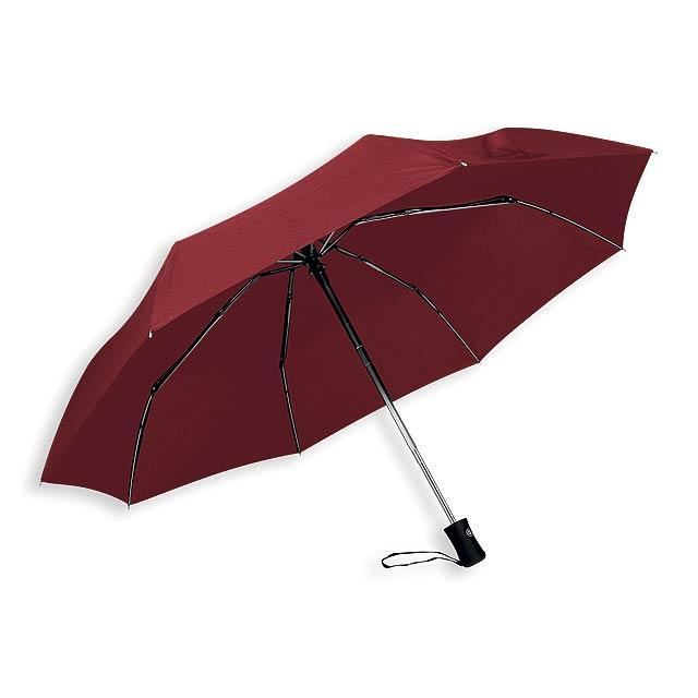 DIMA - polyesterový skládací deštník, open/close, 8 panelů, SANTINI - foto