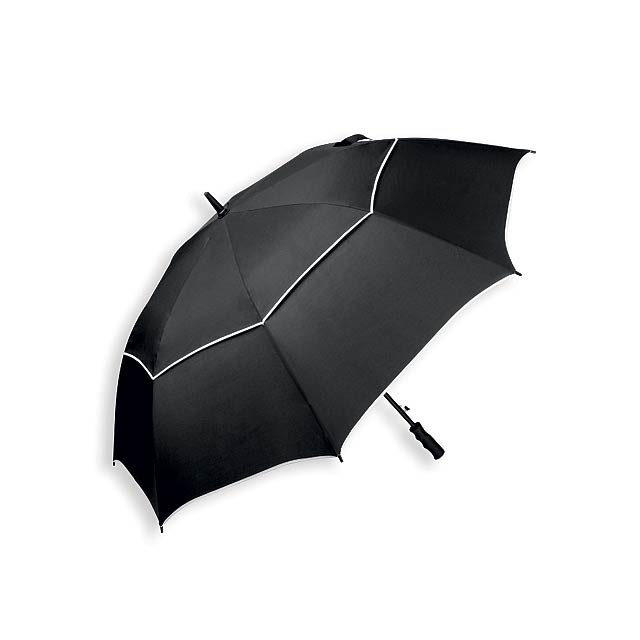 NATE - polyesterový deštník na golf - foto