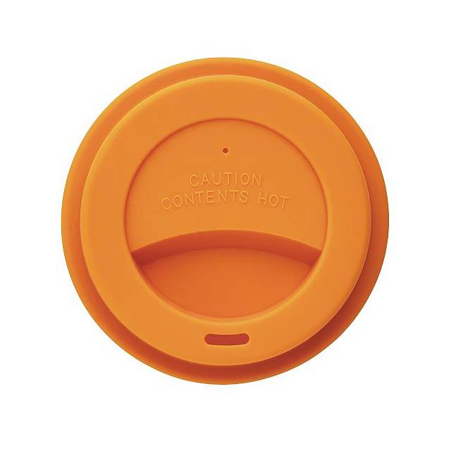 PLA hrnek, oranžová - foto