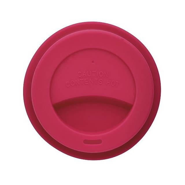 PLA hrnek, růžová - foto