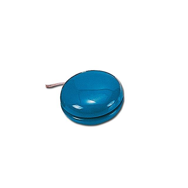 JO-JO - plastové jojo - modrá