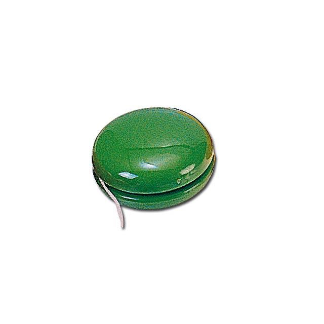 JO-JO - plastové jojo - zelená