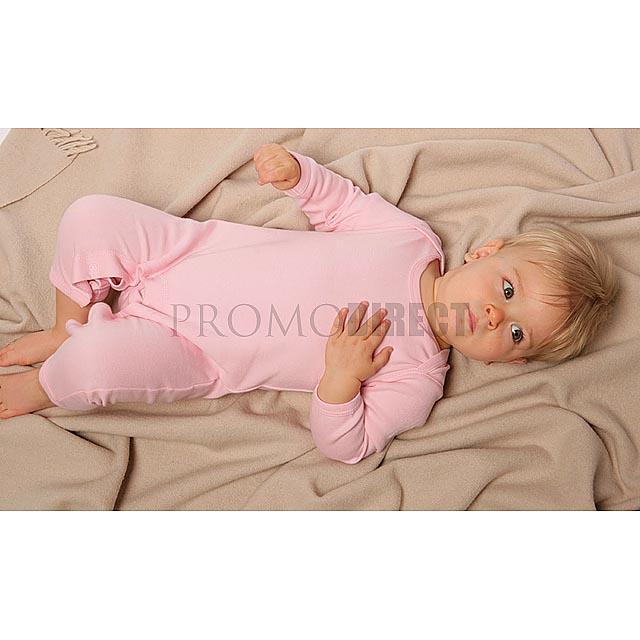 BabyBugz - Dětská kombinéza - bílá