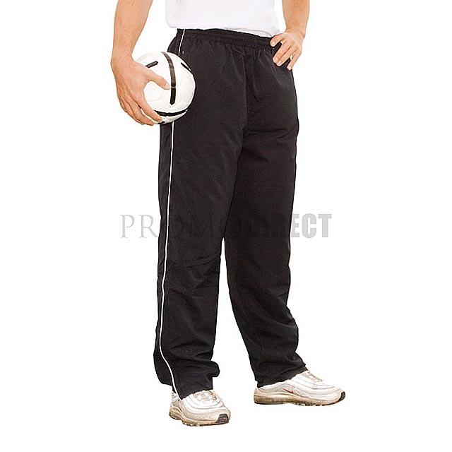 Kustom Kit - Pánské sportovní kalhoty - černá