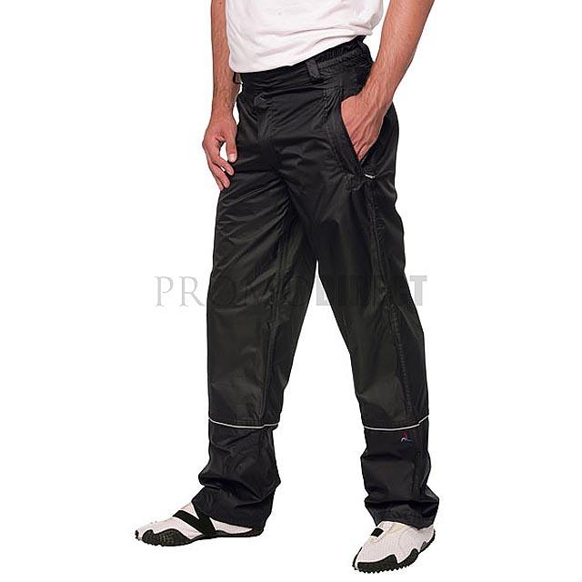 Result - Sportovní kalhoty - černá