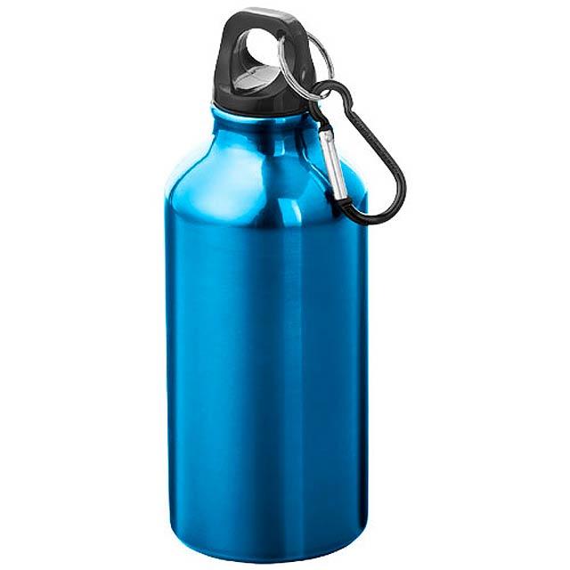 Hliníková láhev  - modrá