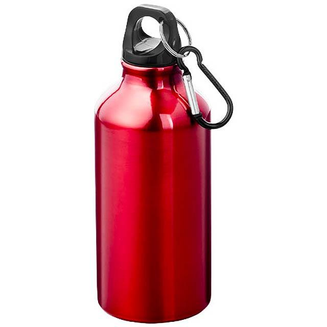Hliníková láhev  - červená