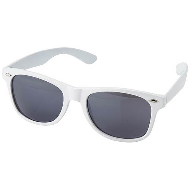 Sluneční brýle Crockett - bílá