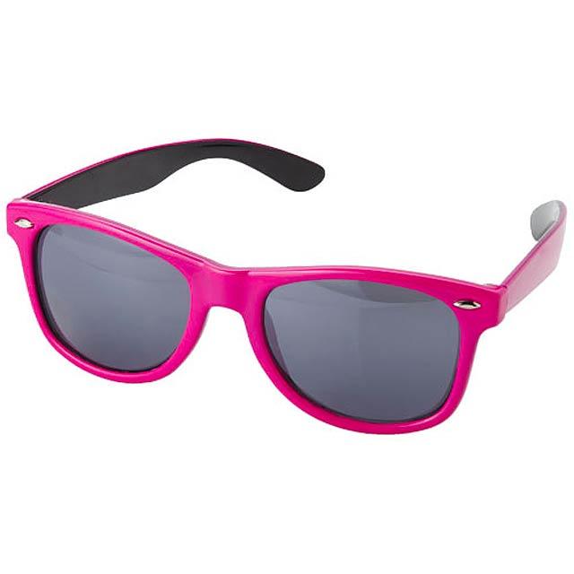 Sluneční brýle Crockett - růžová