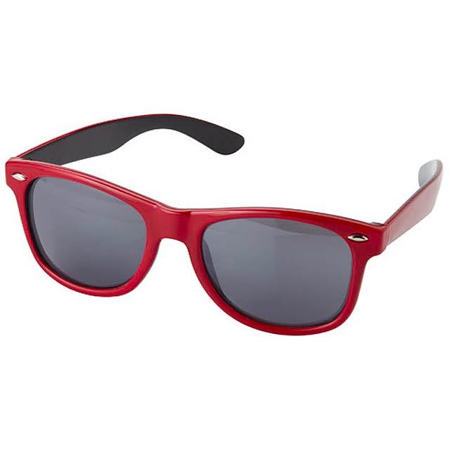Sluneční brýle Crockett - červená