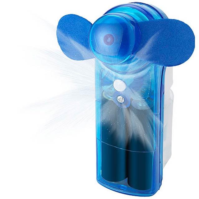 Kapesní větrák  - modrá