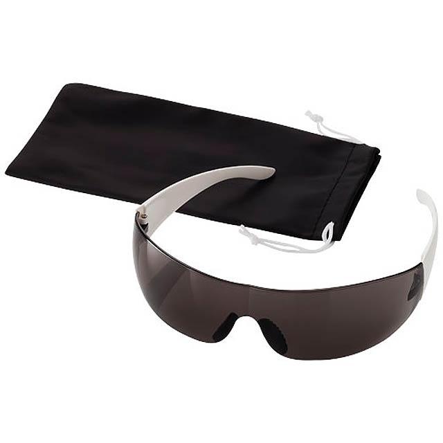 Sportovní sluneční brýle - černá